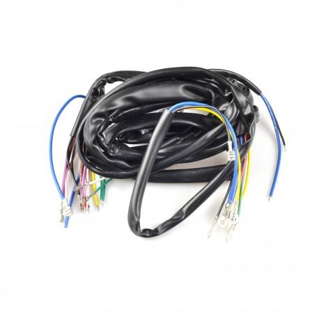 Cableado instalación eléctrica 144505 Vespa 90, SS90, PV125