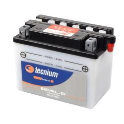 Bateria 12v 4a YB4LB con botella acido