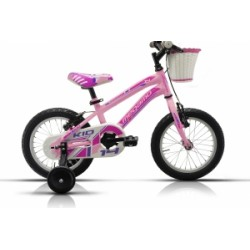 "Bicicleta Megamo KID girl rueda 14"""