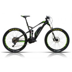 "Bicicleta Megamo E-bike MTB Ayron 20S rueda 27.5"" doble suspension motor Shimano"