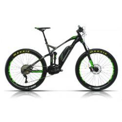 "Bicicleta Megamo E-bike MTB Ayron 10S rueda 27.5"" doble suspension motor Shimano"