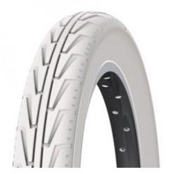 Cubierta Michelin 12x1/2x1.75x2 1/4 Blanca