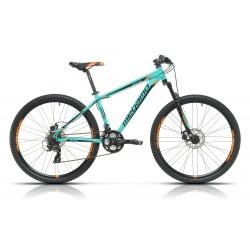 """Bicicleta  Megamo 27,5"""" DX3 21v frenos disco mecanico"""