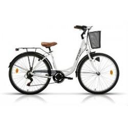 """Bicicleta Megamo 26"""" paseo modelo Ronda 6 velocidades"""