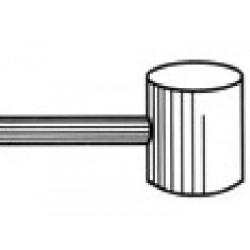 Cable freno bicicleta cabeza martillo 7x7