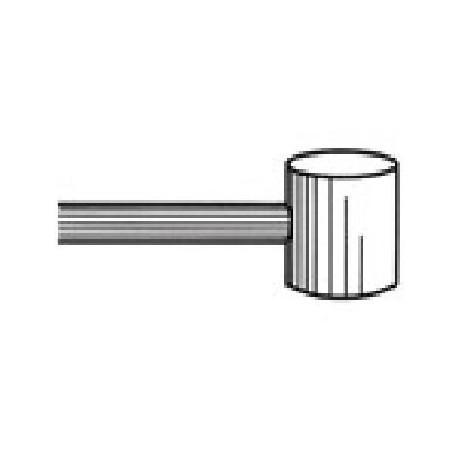 Cable ciclomotor cabeza martillo 6x6