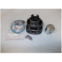 Cilindro Barikit 49cc LC Piaggio (cuadrado)
