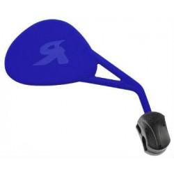 Espejo Enduro R con brida derecho color Azul