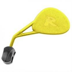 Espejo Enduro R con brida Derecho color Amarillo