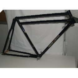 Cuadro bicicleta clasica 700B frenos varilla
