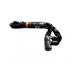 Antirrobo cadena 6x900 llave plana