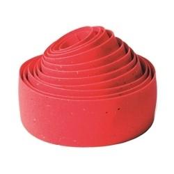 Cinta manillar Bike Ribbon Cork Plus color Rojo