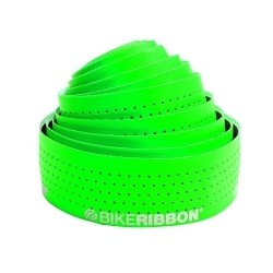 Cinta manillar Bike Ribbon Eolo Soft color Verde Fluor