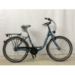 "Bicicleta Blaue mod. CT2 Best 26"" Nexus 7v."