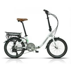 """Bicicleta Megamo E-Bike 20"""" Chip 2.0 Shimano 7v."""