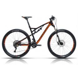 "Bicicleta Megamo XC10 MTB rueda 27.5"" Doble suspension Shimano Deore"