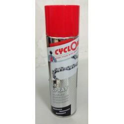Cyclon 5x1 en spray, proteccion, engrase, aflojatodo