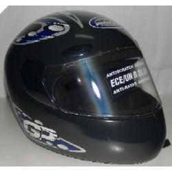 Casco moto integral marca NZI modelo MOTO GP