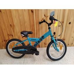 """Bicicleta Blaue montaña 16"""" azul"""