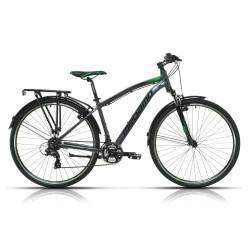 "Bicicleta Megamo 28"" trekking modelo ADVENTURE 20 21v"