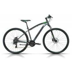 "Bicicleta Megamo 28"" trekking modelo ADVENTURE 10 24v"