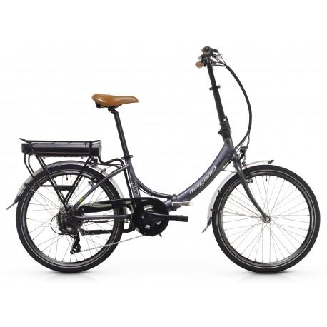 """Bicicleta Megamo E-Bike  plegable 24"""" modelo Park"""