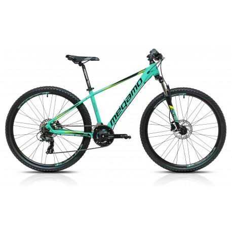 "Bicicleta  Megamo 29"" NATURAL50 24v  freno disco hidraulico"