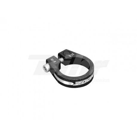 Abrazadera tija sillin 34.9 mm con tornillo