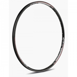 "Llanta bicicleta aluminio rueda 29"" disco 32a negra"