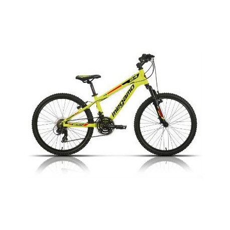 "Bicicleta Megamo 24"" montaña modelo Open Junior Boy suspension"