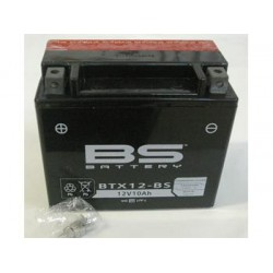 Bateria 12v. YTX12BS sin mantenimiento