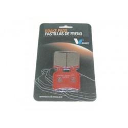 Pastillas freno de disco Derbi-Italjet-Malaguti-MBK-Peugeot-