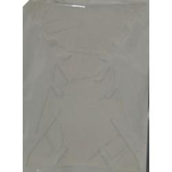 Protector deposito moto transparente