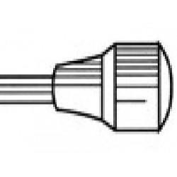 Cable freno pera bicicleta trasero