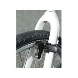 Faro bicicleta delantero  a la rueda por iman