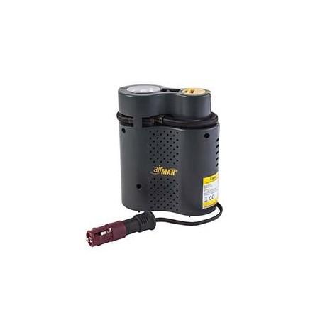 Compresor aire alta presion con clavija mechero coche