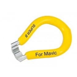 Llave de radios MAVIC 7mm alta precision